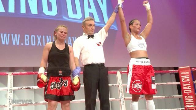 Aniya Seki gewinnt am Boxing Day