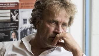 Der Schriftsteller Alex Capus erhält den Kunstpreis. (Archivbild)