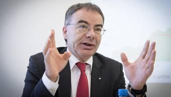 Der letzte HSG-Rektor mit einer Nebentätigkeit: Thomas Bieger.