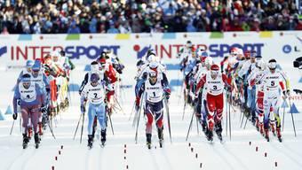 Die Nordische WM ist ein grosses Highlight für die Finnen.