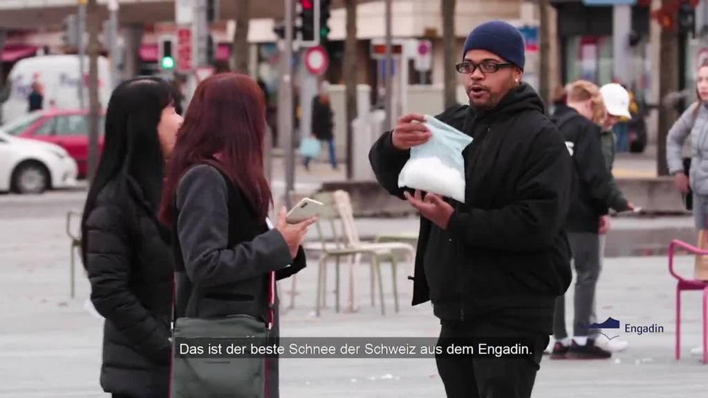 Ostschweizer Comedian als Dealer in Zürich unterwegs