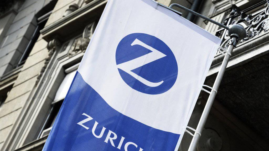 Schieflage wegen Sturmschäden: Der Versicherungskonzern Zurich schockt mit einer neuerlichen Gewinnwarnung.