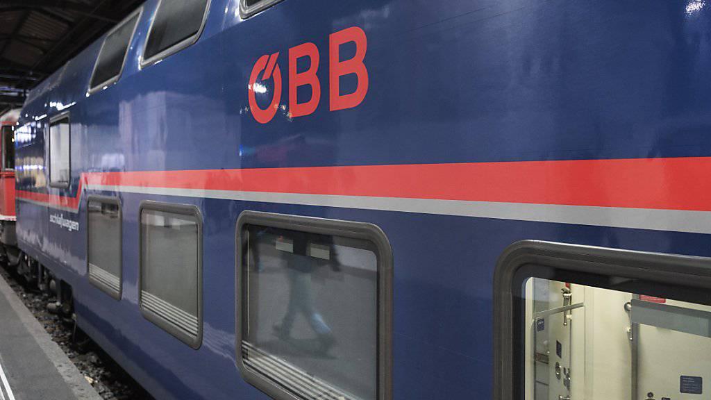Kooperationspartner der SBB für den Ausbau der Nachtzugverbindungen: die Österreichischen Bundesbahnen ÖBB.