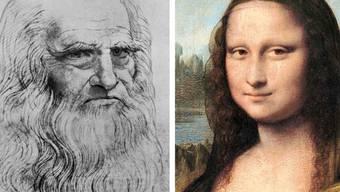 Mona Lisa und ihr Schöpfer, Leonardo da Vinci