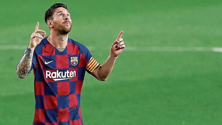 Lionel Messi wechselte im Jahr 2000 als 13-Jähriger nach Barcelona. Heute wäre der Deal nicht mehr erlaubt.