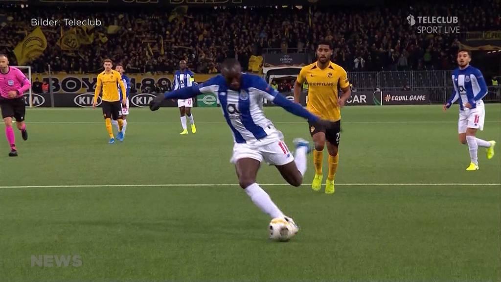 YB unter Druck nach Niederlage gegen FC Porto
