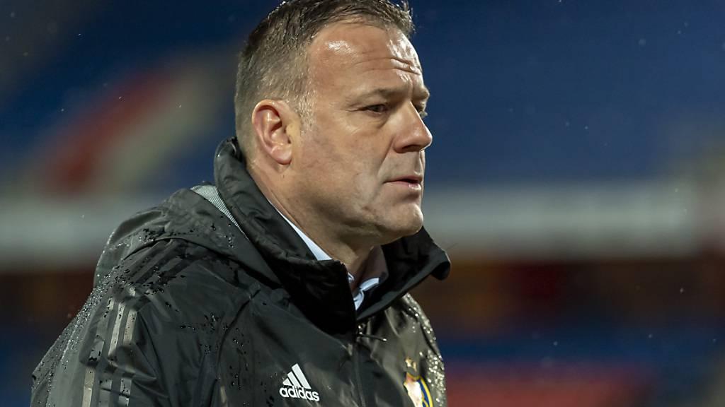 FCB-Cheftrainer Patrick Rahmen bekommt einen Youngster für die Innenverteidigung