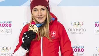 Sammelt in diesem Jahr Medaillen wie Sand am Meer: Siri Wigger hatte bereits an den Olympischen Jugendspielen in Lausanne dreimal Edelmetall gewonnen