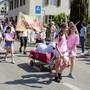 Jugendfest-Umzug in Erlinsbach