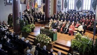 Die Universität Basel verzichtet in diesem Jahr coronabedingt auf die Durchführung des Dies academicus.
