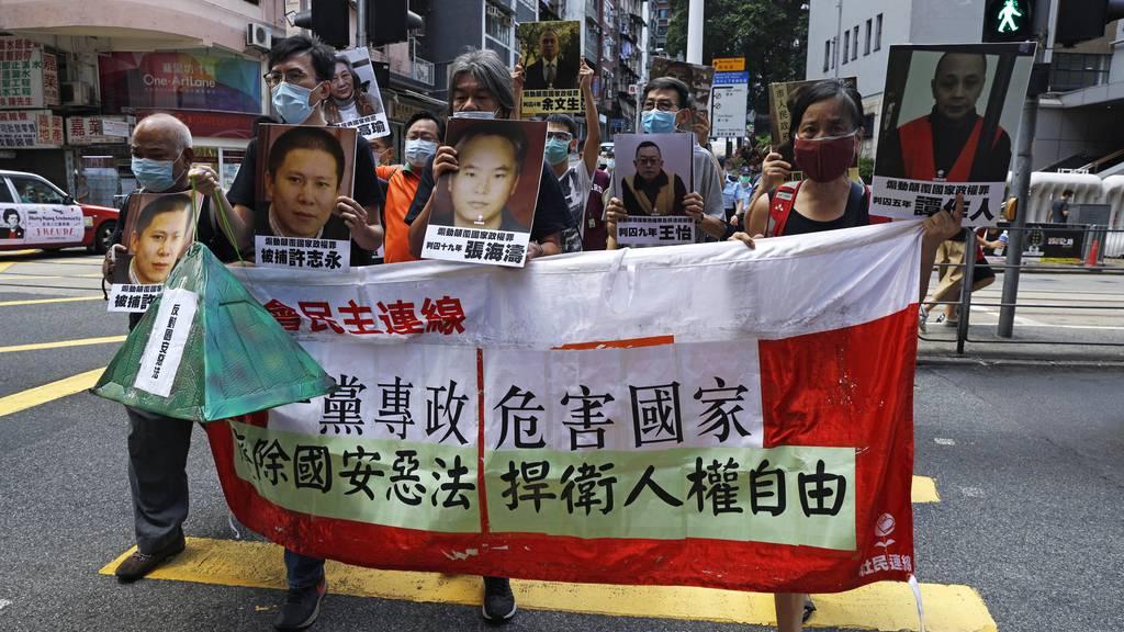 Piratenpartei Schweiz fordert Botschaftsasyl für politisch Verfolgte in Hongkong