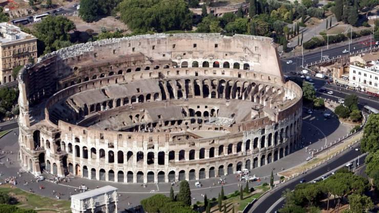 Die Arena des Kolosseums soll rekonstruiert werden (Archiv)