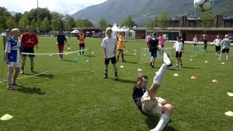 Der Bundesrat will für die Sportförderung von Kinder und Jugendlichen mehr Geld locker machen.