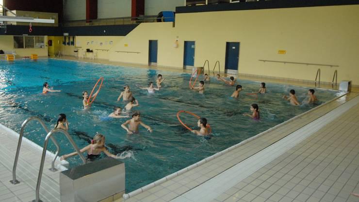 Schwimmende Kinder dürfen auch im Unterricht nicht gefilmt werden