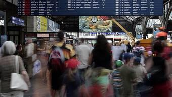Das Candrian Catering bietet den Pendlern im Zürcher Hauptbahnhof spezielle Gastro-Erlebnisse.