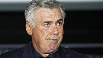 Carlo Ancelottis Zeit in München ist abgelaufen