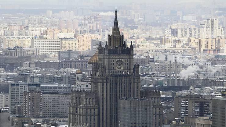 Moskau zählt mit rund 12,4 Millionen Einwohnern als Megacity. Davon gibt es in Europa nur drei. Auch Paris und Istanbul zählen dazu.
