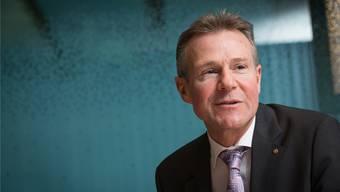 Die NAB ist laut CEO Peter Bühlmann hervorragend im Markt positioniert.