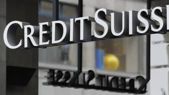 Logo der Credit Suisse (Archiv)