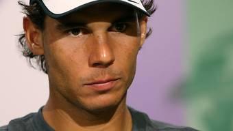 Ausser Gefecht wegen Handverletzung: Rafael Nadal