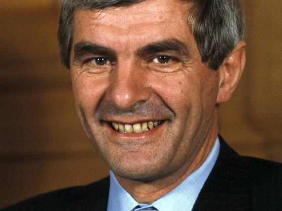 26. Mai: Der ehemalige Berner SVP-Nationalrat und Regierungsrat Bernhard Müller ist 89-jährig verstorben.