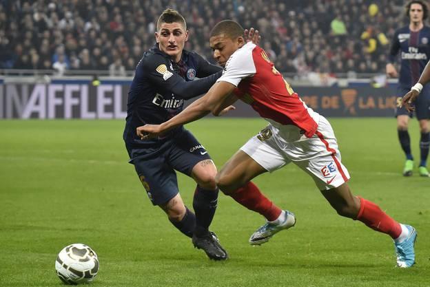 Am 1. April gewann PSG den Liga-Pokal gegen die AS Monaco.