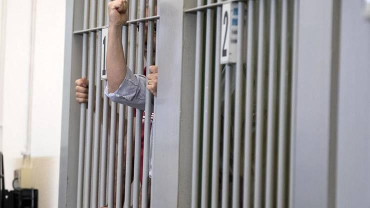 Sitzt nach über 20-jähriger Suche hinter Gitter: Ein Mitglied der italienischen Mafia (Symbolbild)