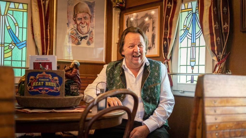 Beat Breu steigt wieder ins Zirkusgeschäft ein: Mit alten Wagen des Circus Royal