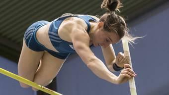 Nicole Büchler liess in Potsdam die Konkurrenz hinter sich