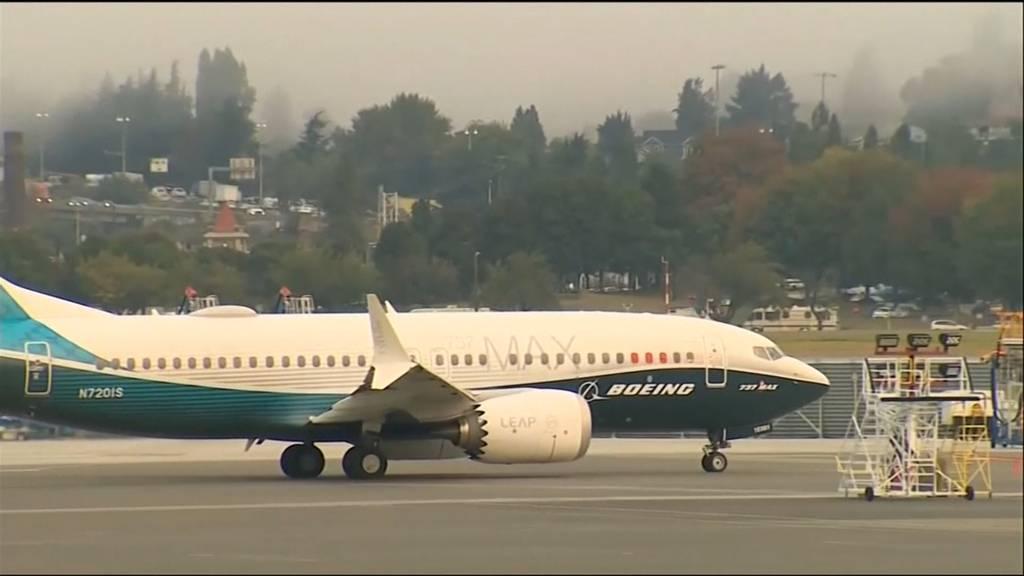 737 Max: Boeing zahlt 2,5 Milliarden Dollar Busse