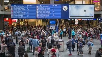 Im ersten Quartal 2016 sind weniger Personen in die Schweiz eingewandert als in der Vorjahresperiode. (Symbolbild)