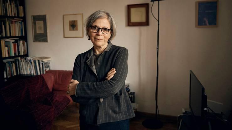 Die Schweizer Schriftstellerin Anna Ruchat lebt im norditalienischen Pavia und lehrt an der Übersetzerschule in Mailand. Sie hat 2019 für ihren neuen Erzählband einen eidgenössischen Literaturpreis erhalten.