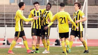 Bildergalerie FCB U21-Bavois/Old Boys-FC Biel (9.3.19)