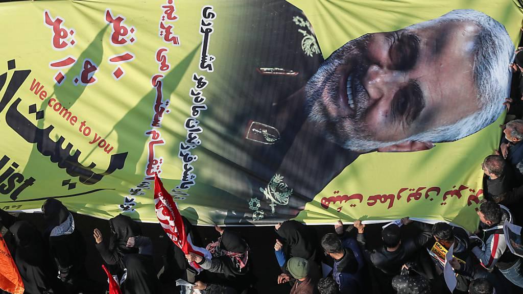 UN-Expertin kritisiert US-Drohnenattacke gegen iranischen General