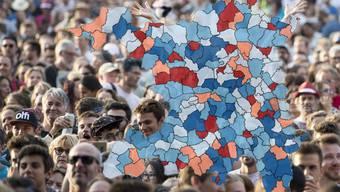 In 58 Gemeinden kam es im vergangenen Jahr zu einem Bevölkerungsrückgang.