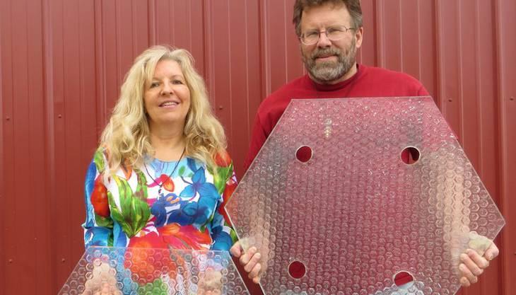 Scott und Julie Brusaw