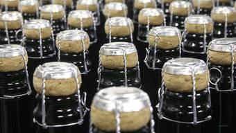 Viel Umsatz für die Champagnerproduzenten im 2011