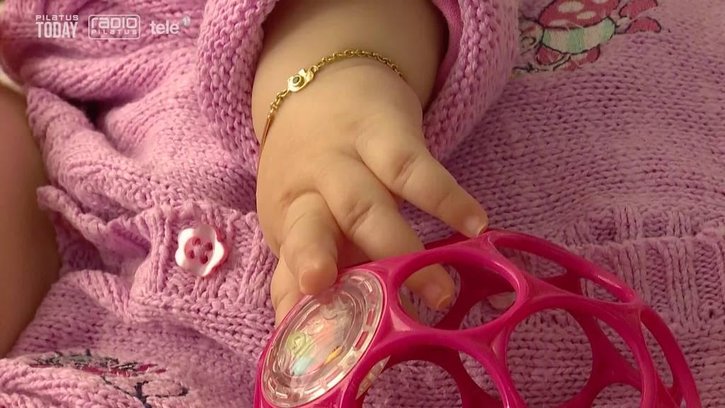 Schwer kranke Valeria mit 3,5 Jahren gestorben