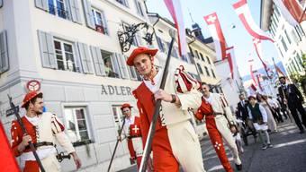Jeden Sommer gedenken die Solothurner der Schlacht von Dornach mit der Vorstädter Chilbi; nur nicht dieses Jahr. (Archivbild)