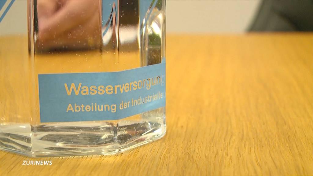 Wasser in Zürich ist zu teuer