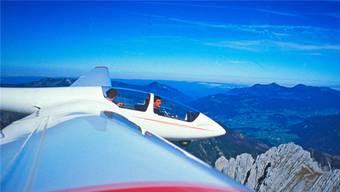 Eine Prüfung zu Motorstörungen bringt bei diesem Fluggerät nicht viel.