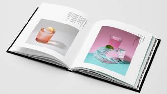 Ein Augenschmaus: Die Visualisierung des Cocktailbuchs des «Angels' Share».