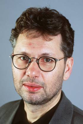 Der Politiker war lange Zeit Präsident der Grünen Schweiz. Dieses Bild wurde im Jahr 1995 aufgenommen.