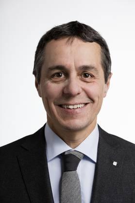 Ignazio Cassis: der Kandidat.