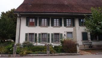 Das Bossarthaus in Windisch ist ein schmuckes Gebäude.