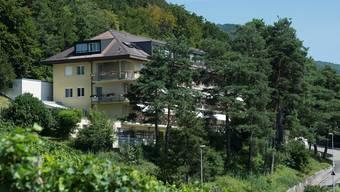 Der «Sonnenblick» soll 2023 – nach dem Um- und Neubau des RPB-Areals in Baden – in neue Hände übergehen.
