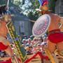 Die Gladiatorenkämpfe sind ein Höhepunkt des Römerfests.