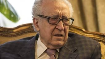 UNO-Sondervermittler Lakhdar Brahimi (Archiv)