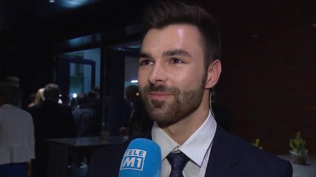 Oliver Hegi ist Aargauer des Jahres