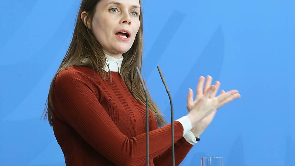 Island-Wahl: Regierung behauptet Mehrheit - Verluste für Jakobsdóttir